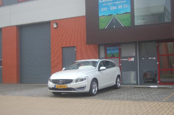 Ervaring: Volvo V60 PIH door Louis van Dijk op 07 sep 2013
