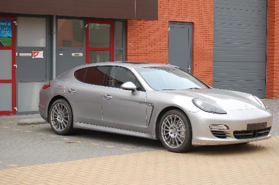 Ervaring: Porsche Panamera Hybrid door Tom Blok op 14 sep 2013