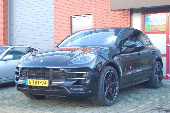 Ervaring: Porsche Macan Turbo door Eric Blok op 03 jan 2015