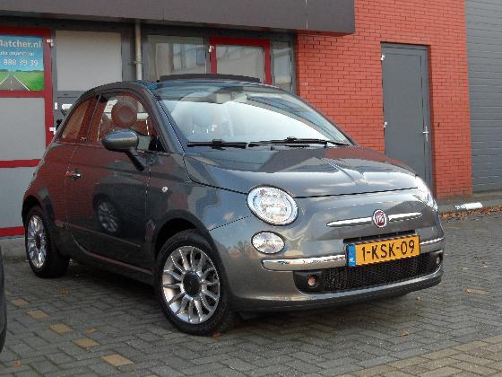 Ervaring: Fiat 500 Cabriolet door G. Hooijer op 29 okt 2015