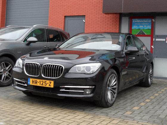 Ervaring: BMW 740d X drive door Frank van der Heijden op 21 dec 2015