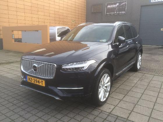 Ervaring: Volvo XC90 T8 door Bob van Willigen op 29 jan 2016
