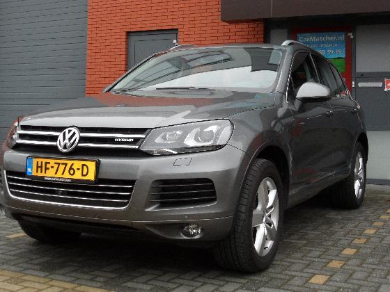 Ervaring: Volkswagen Touareg Hybride door Oleg Volpin op 02 feb 2016