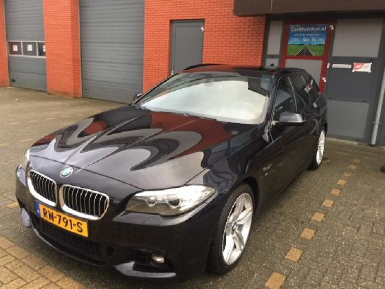Ervaring: BMW 530 Touring door Myron Jacobs op 16 apr 2018