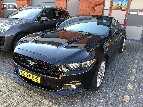 Ervaring: Ford Mustang door Arjen Middelkoop op 10 jul 2018