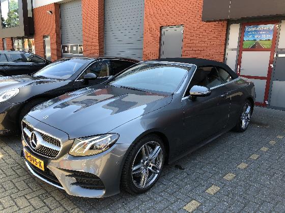 Ervaring: Mercedes Benz E klasse door Ronald Kruithof op 17 jul 2018