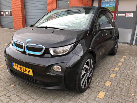 Ervaring: BMW i3 door S.Persoon op 08 nov 2018