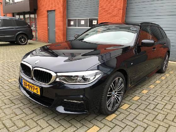 Ervaring: BMW 520Xdrive Touring door Raymond van der Haar op 17 jan 2019