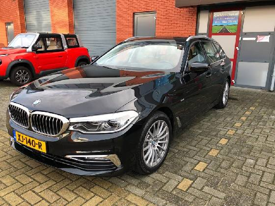 Ervaring: BMW 520Xdrive Touring door René op ten Berg op 18 jan 2019