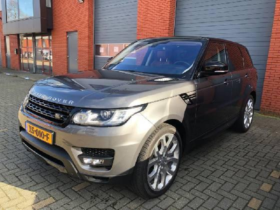 Ervaring: Range Rover Sport door E te L op 25 mrt 2019