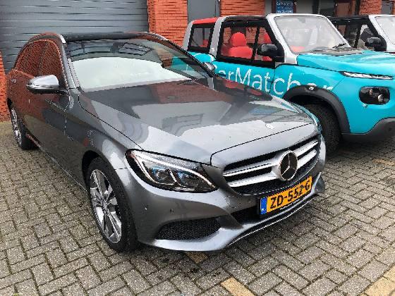 Ervaring: Mercedes-Benz-350e door Wijnand Stevens op 03 mei 2019