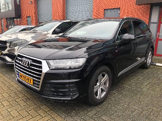 Ervaring: Audi Q7 door GertJan Dekkers op 20 mei 2020