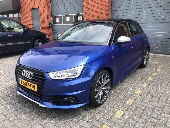 Ervaring: Audi 1 Sportback door Gerard van der Worp op 17 jul 2020