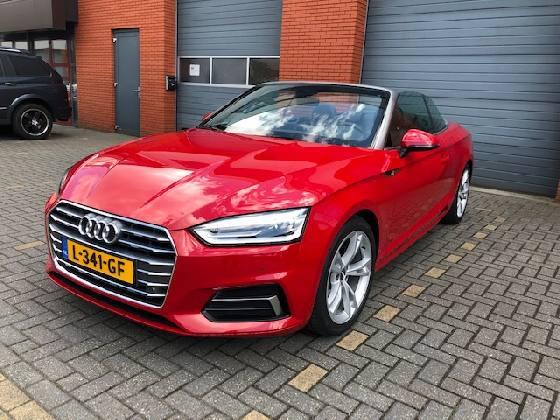 Ervaring: Audi A5 Cabriolet door Ellen van Wijk op 07 mei 2021