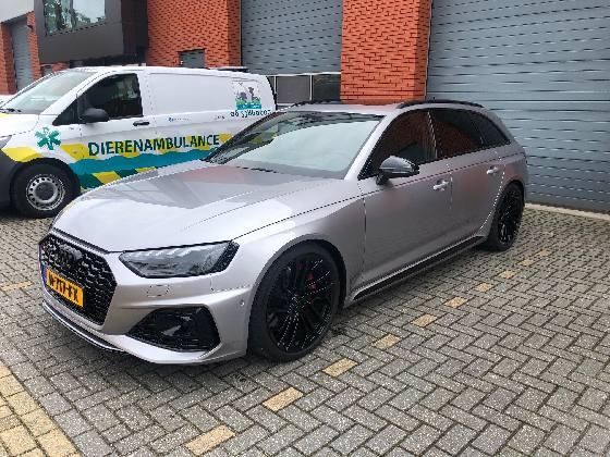 Ervaring: Audi RS4 door Hans Schoon op 01 okt 2021