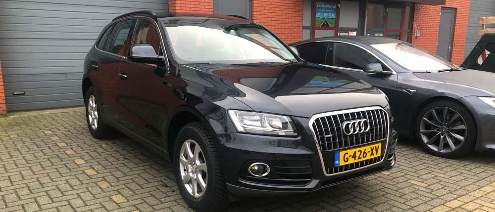 Audi-Q5 importeren