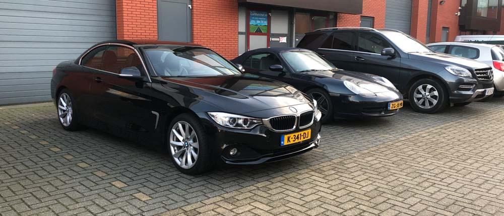 BMW 420 importeren