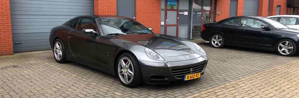 Ferrari importeren