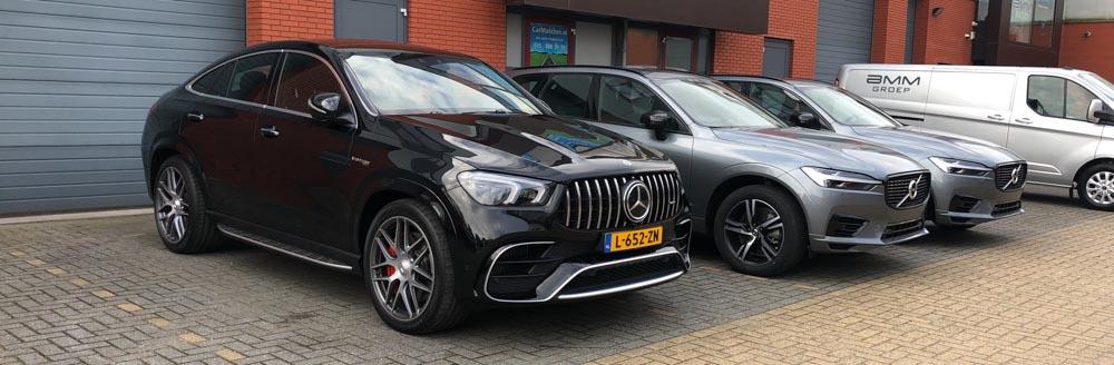 Mercedes benz importeren