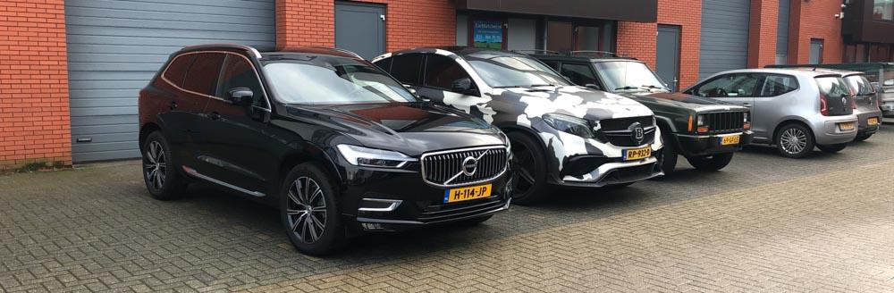 Volvo XC60 importeren