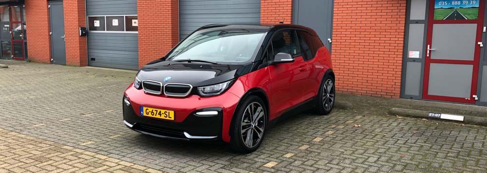 BMW i3 importeren